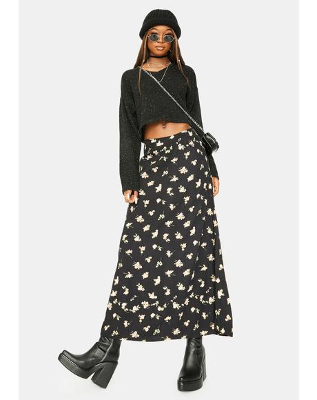 Rose Garden Sayan Maxi Skirt