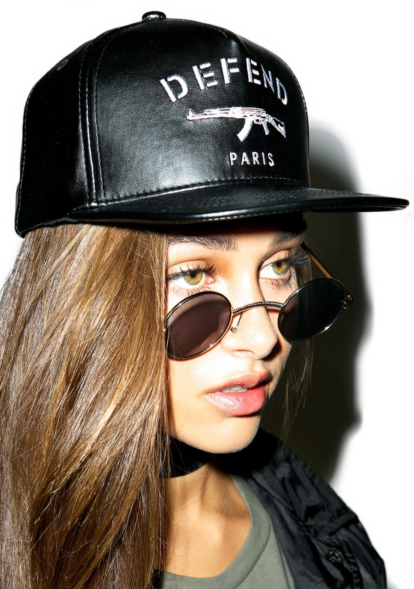 Defend Paris AK Hat