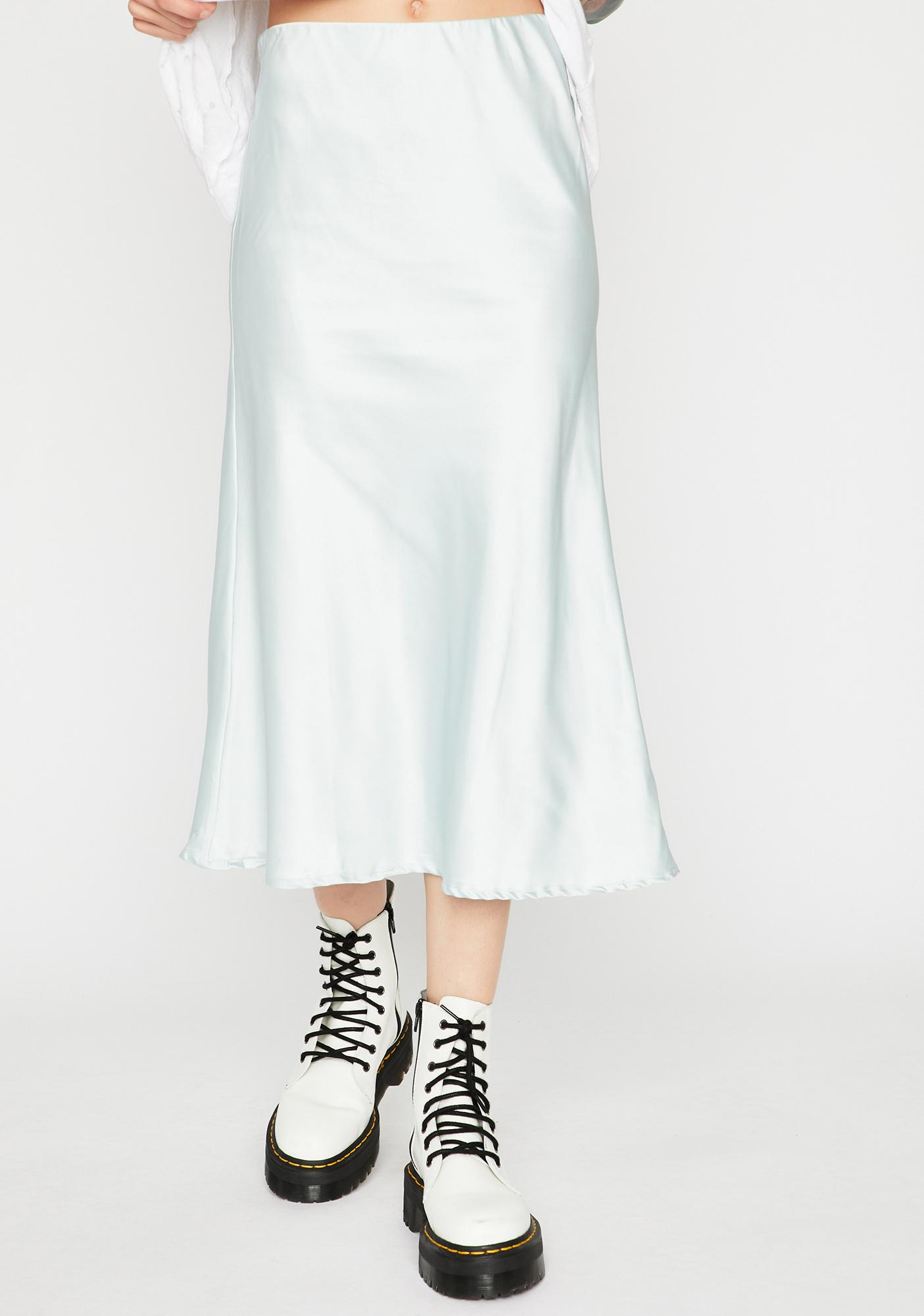 Sage Mainstream Mami Midi Skirt