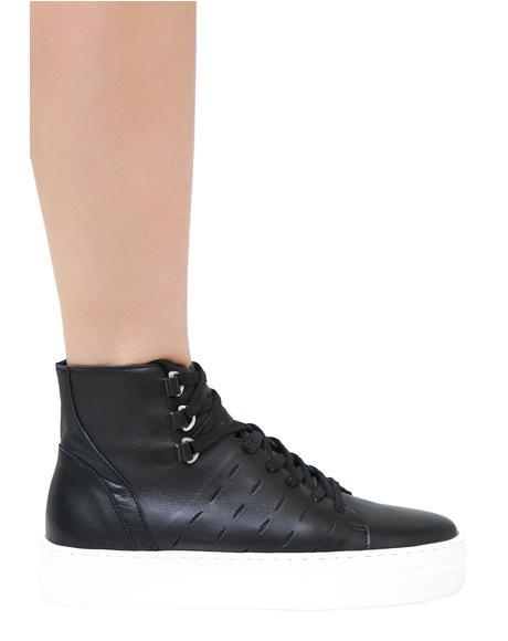 Modern High Sneakers