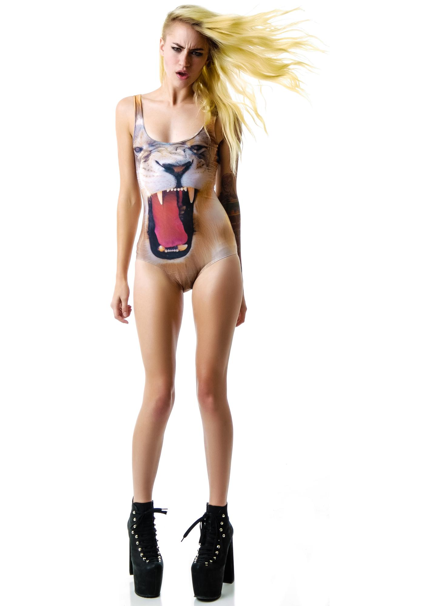 Roar Bodysuit