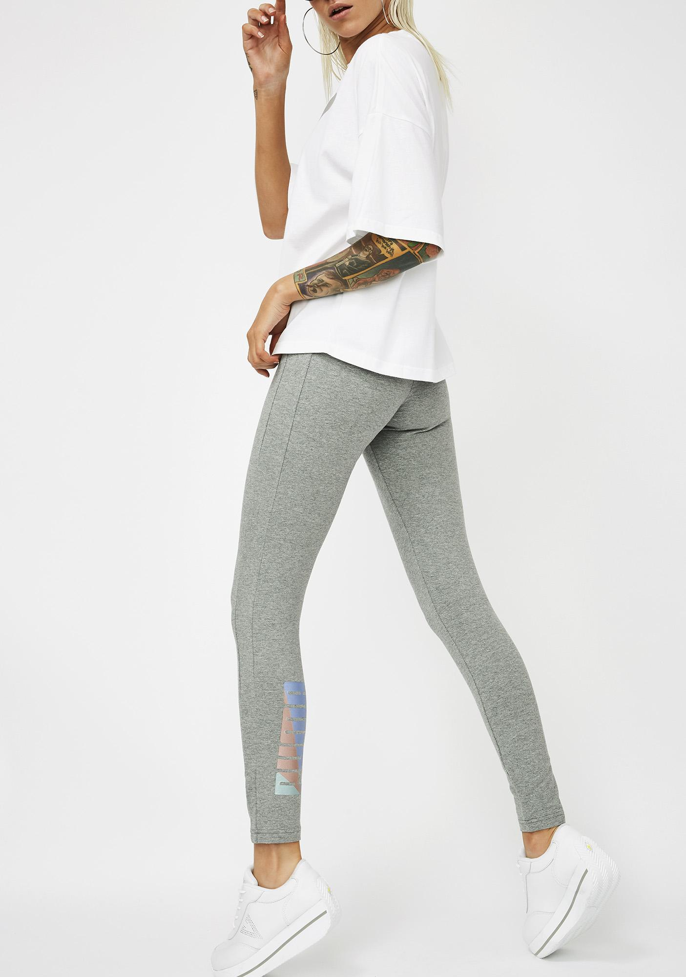 PUMA Heather Glam Leggings