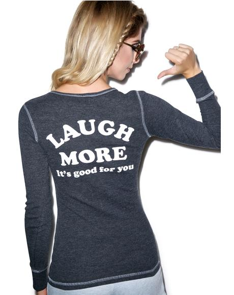 Laugh More Cara Thermal