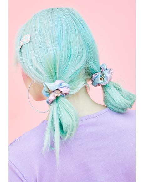 Do Or Tie Dye Scrunchie Set