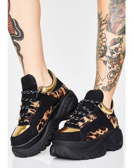 Fierce In Vogue Chunky Sneakers