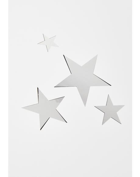 Celestial Disco Stencils