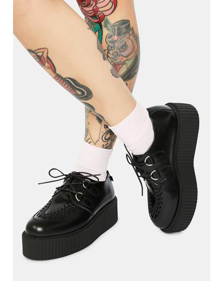 Ered Genuine Leather Creepers
