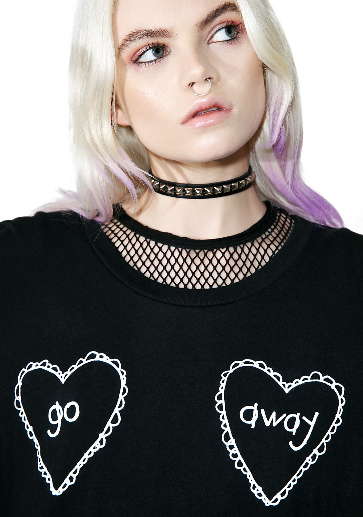 Balm Apparel Go Away Tee