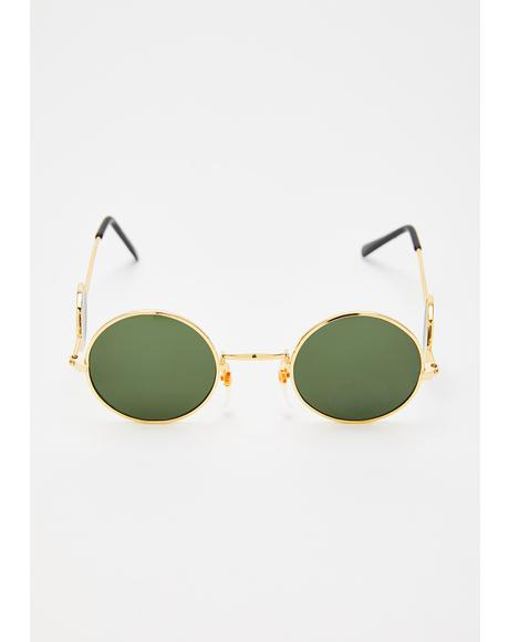 Golden The Dawn Sunglasses