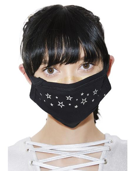 Star Freckle Mask