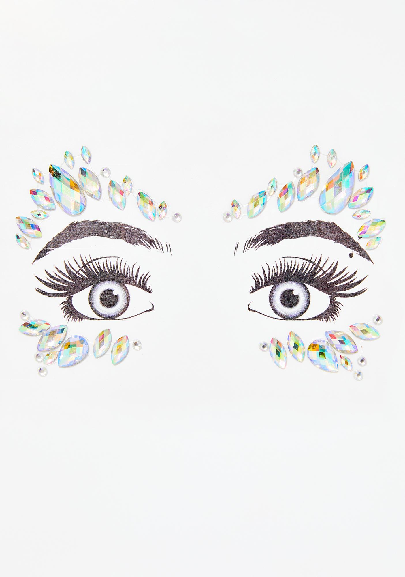 Cosmic Ecstasy Rising Face Gems