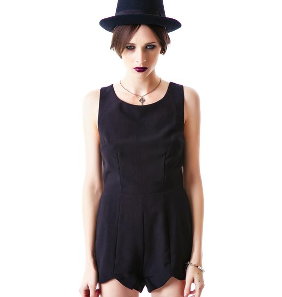 Mink Pink Saturday Fever Playsuit