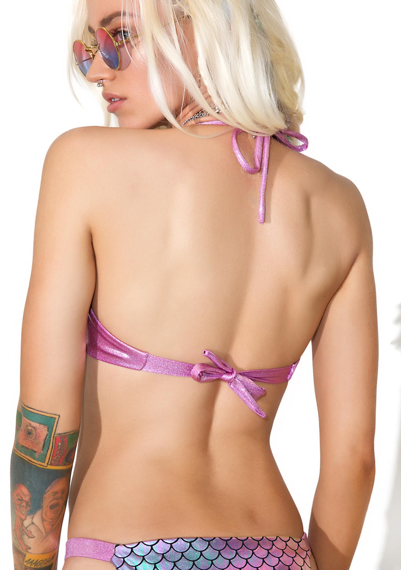Margarita Mermaid Serafina Nereid Bikini Top