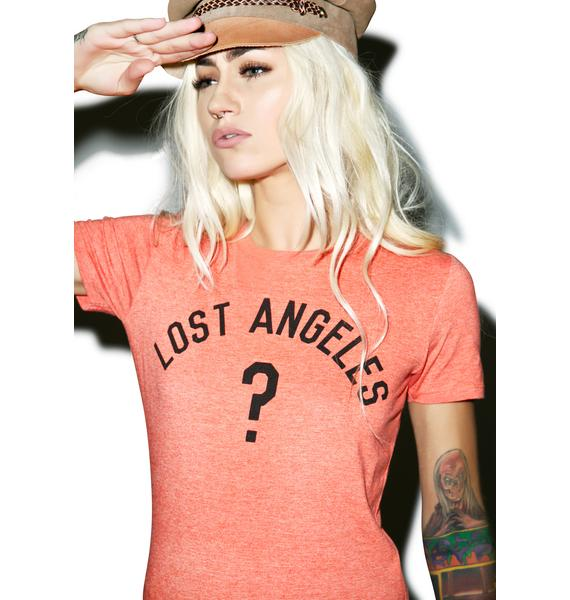 Lost Angeles Fitted Tee