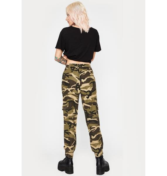 Look At Me Now Cargo Pants