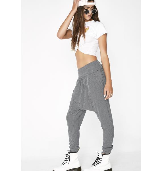 Straight Chillin' Stripe Pants