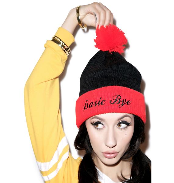 United Couture Basic Bye Lollipop Beanie