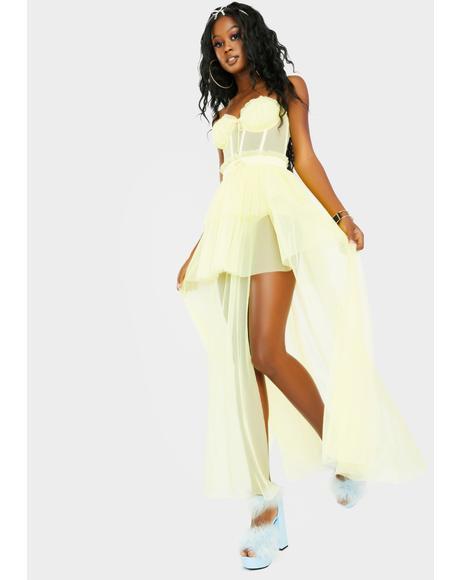 Sunshine Maxi Dress