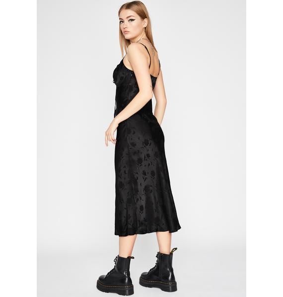 Diamond Dare Midi Dress