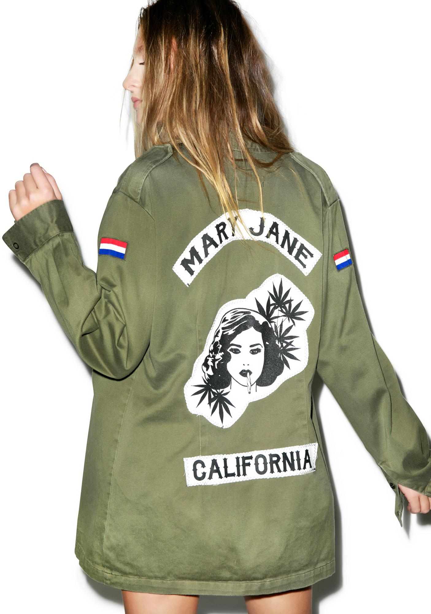 Mary Jane Gang Jacket