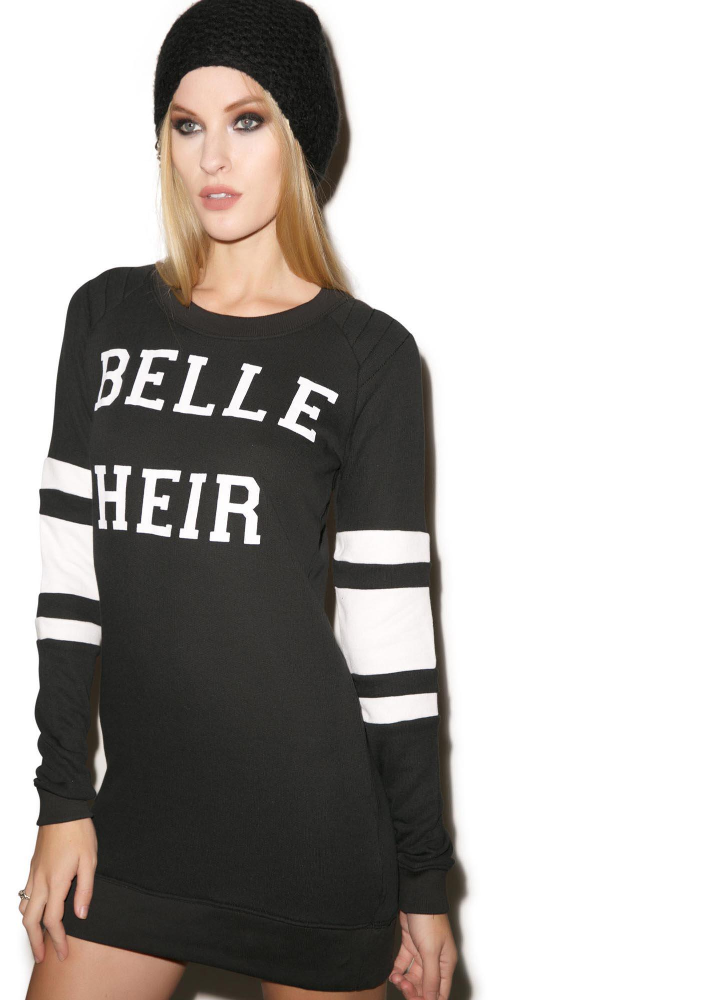 Zoe Karssen Belle Heir Sweater Dress