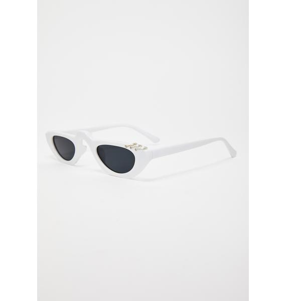 Icy Infamous Archenemy Tiny Sunglasses