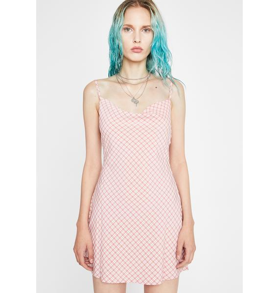 Not Guilty Mini Dress