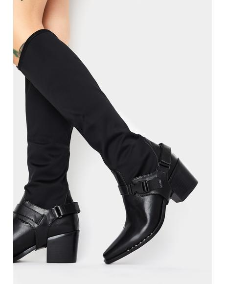 Parisa Knee High Boots