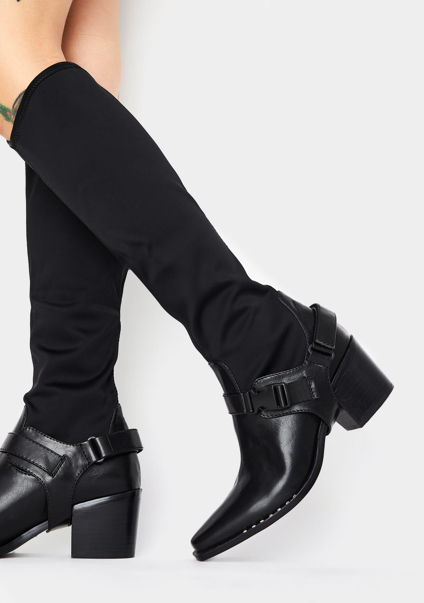 Rebels Parisa Knee High Boots