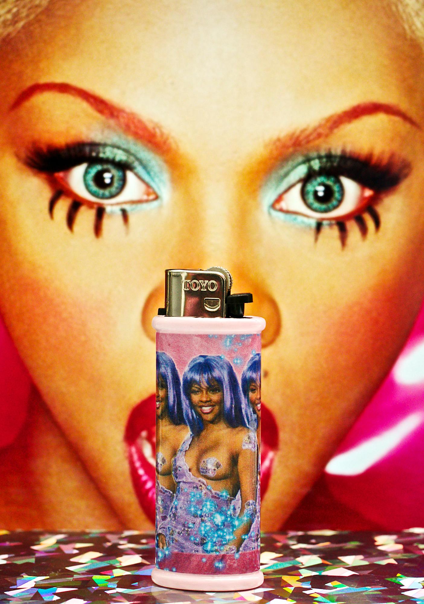 Sicko Cartel Lil Kim Lighter Case