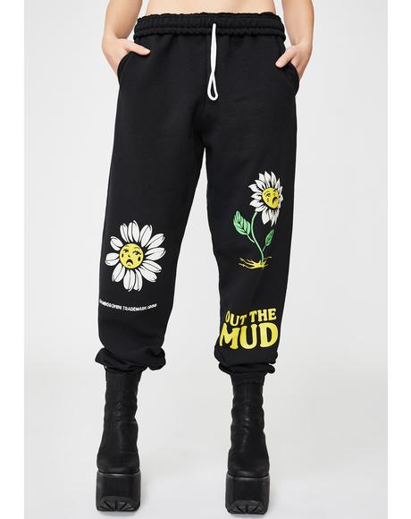 Out The Mud Sweatpants