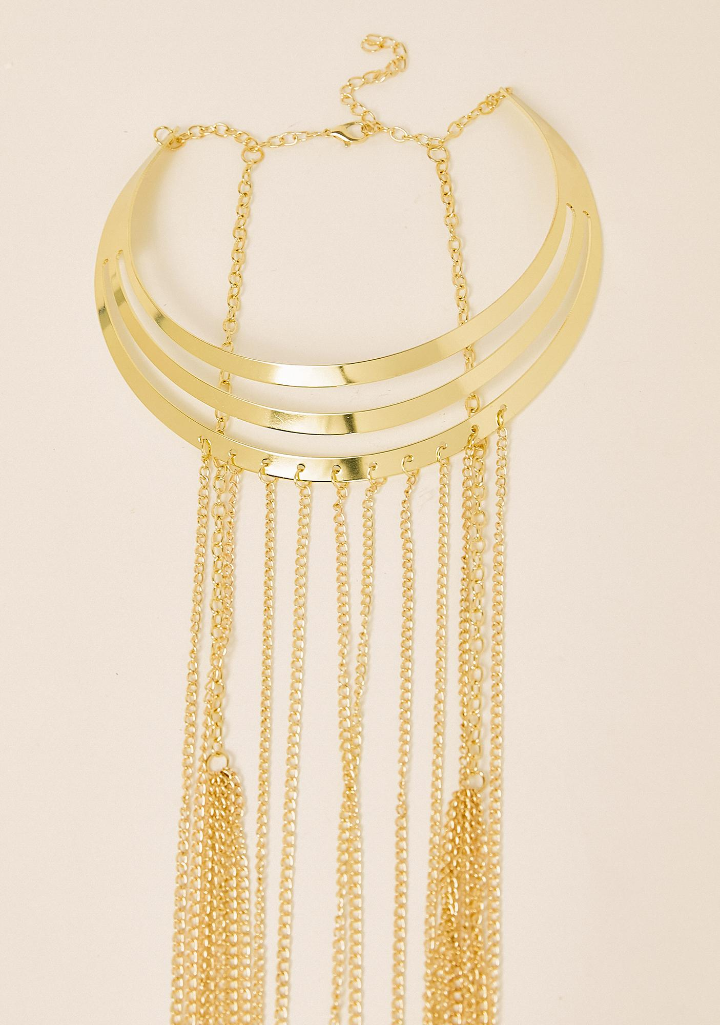 Flash Of Sass Body Chain