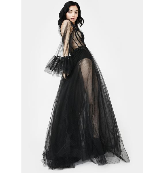 Kiki Riki Haunting Beloved Tulle Dress