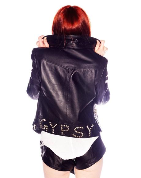 Gypsy Leather Jacket