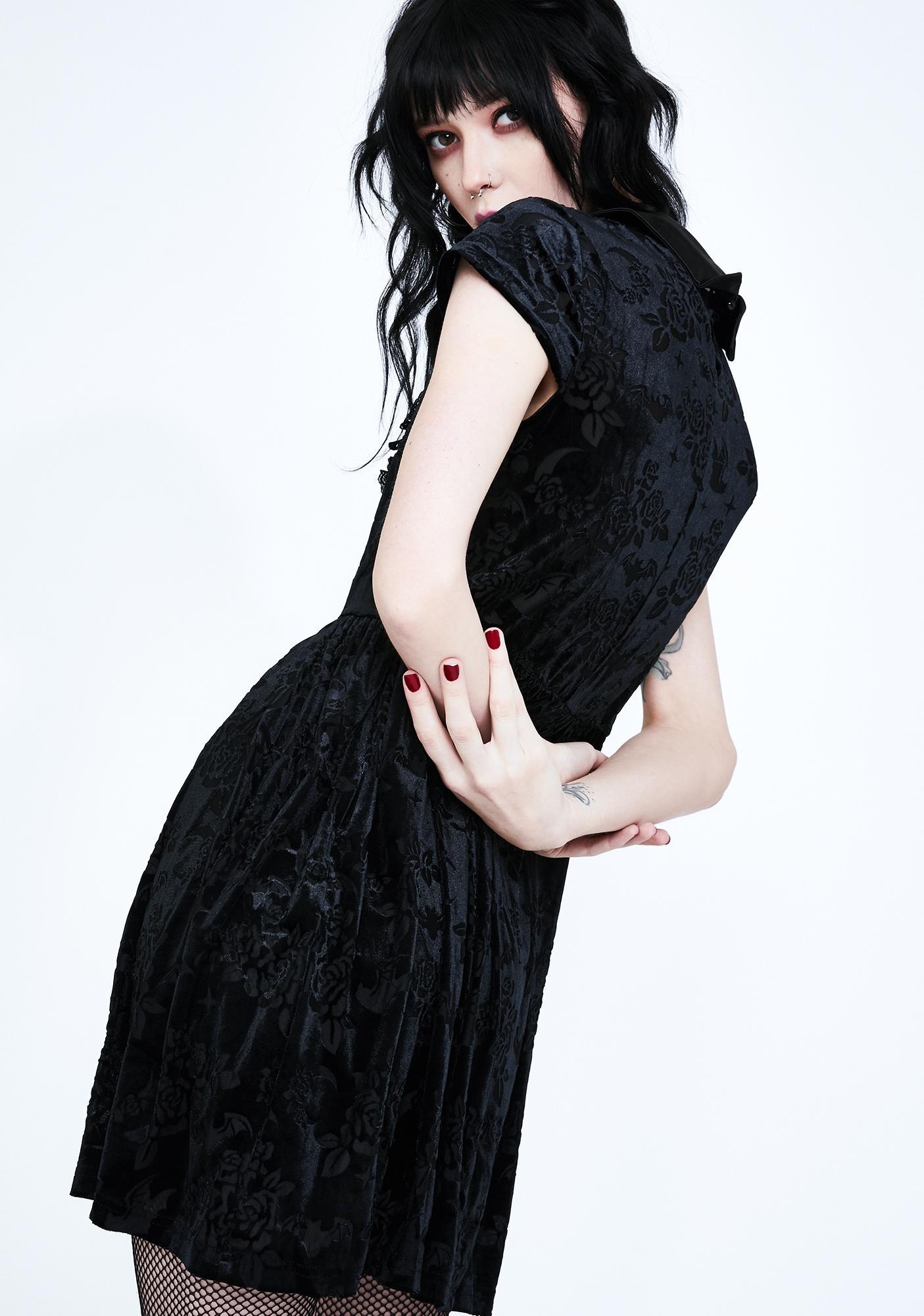 Killstar Invoke Me Babydoll Dress