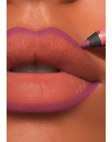 Petunia Velvetines Lip Liner