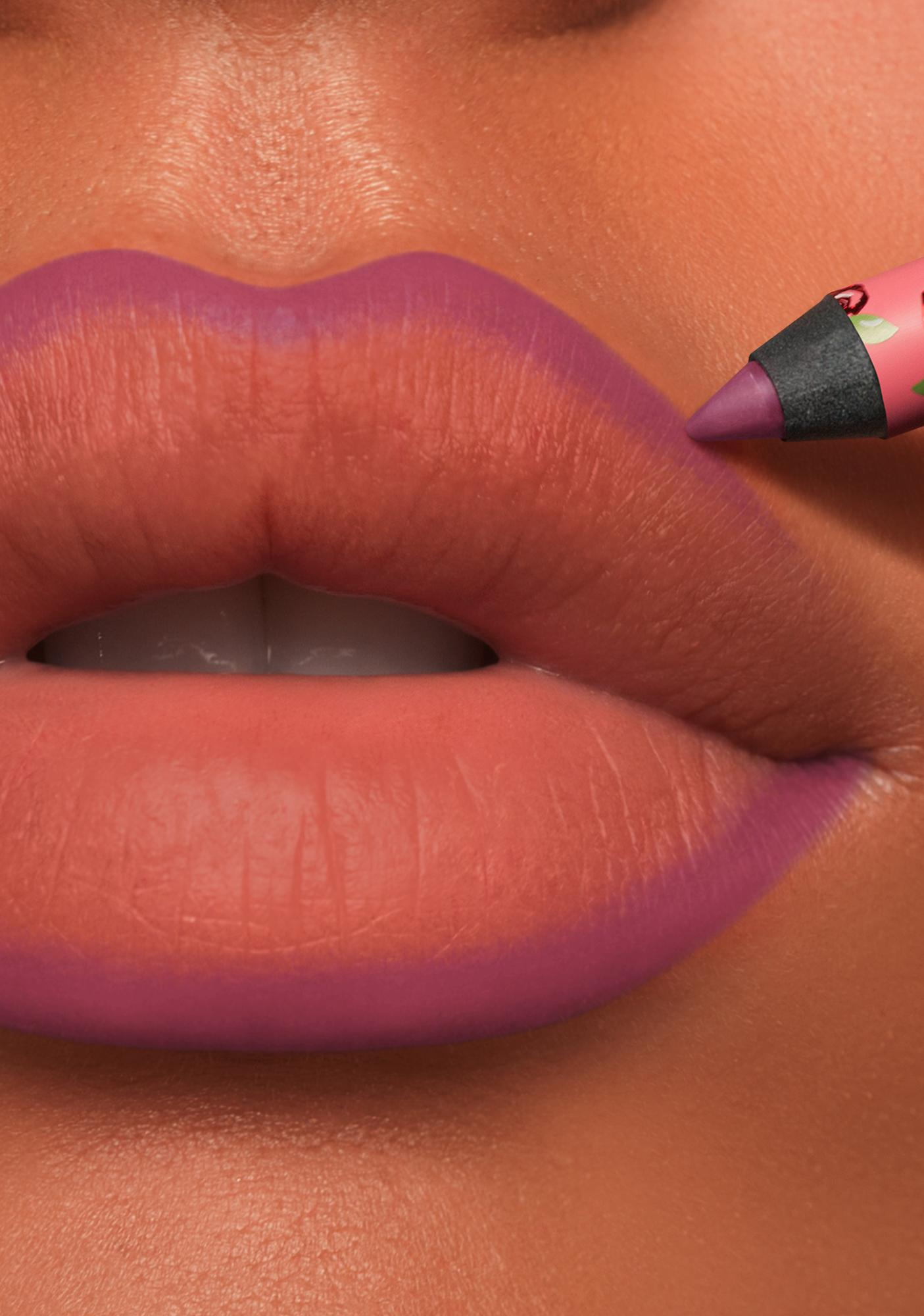 Lime Crime Petunia Velvetines Lip Liner