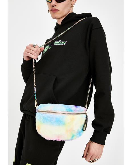 Dream Monster Chain Fanny Pack
