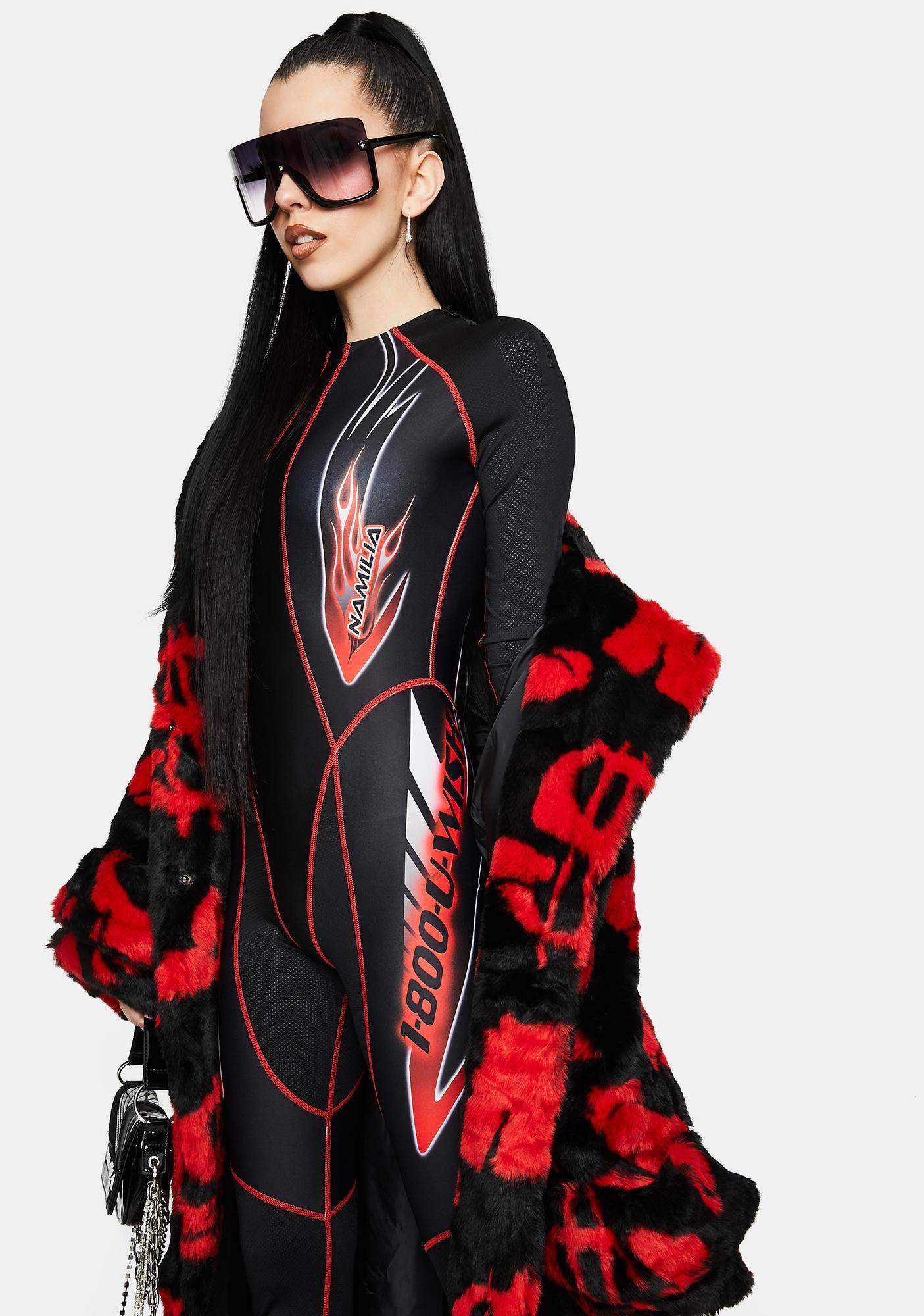Namilia Speed Racer Full Bodysuit