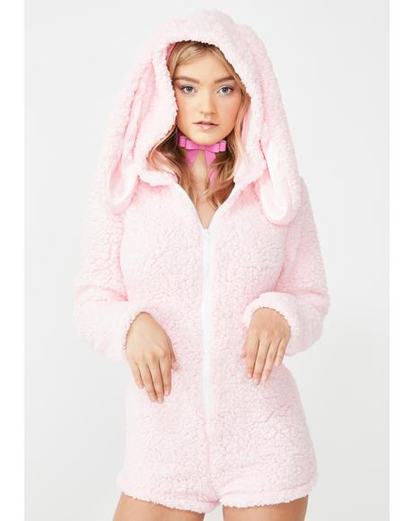 Cuddly Creature Bunny Costume