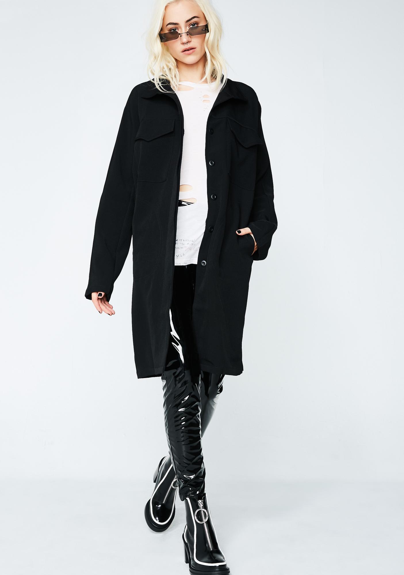 Little Black Coat