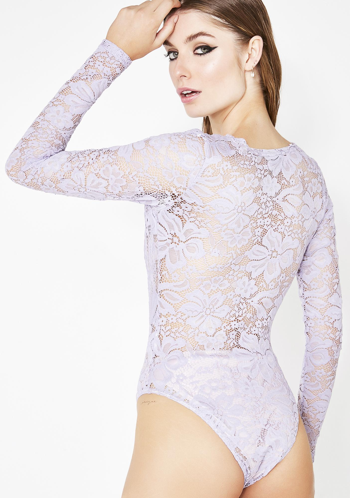 Sweet Dreams Lace Bodysuit
