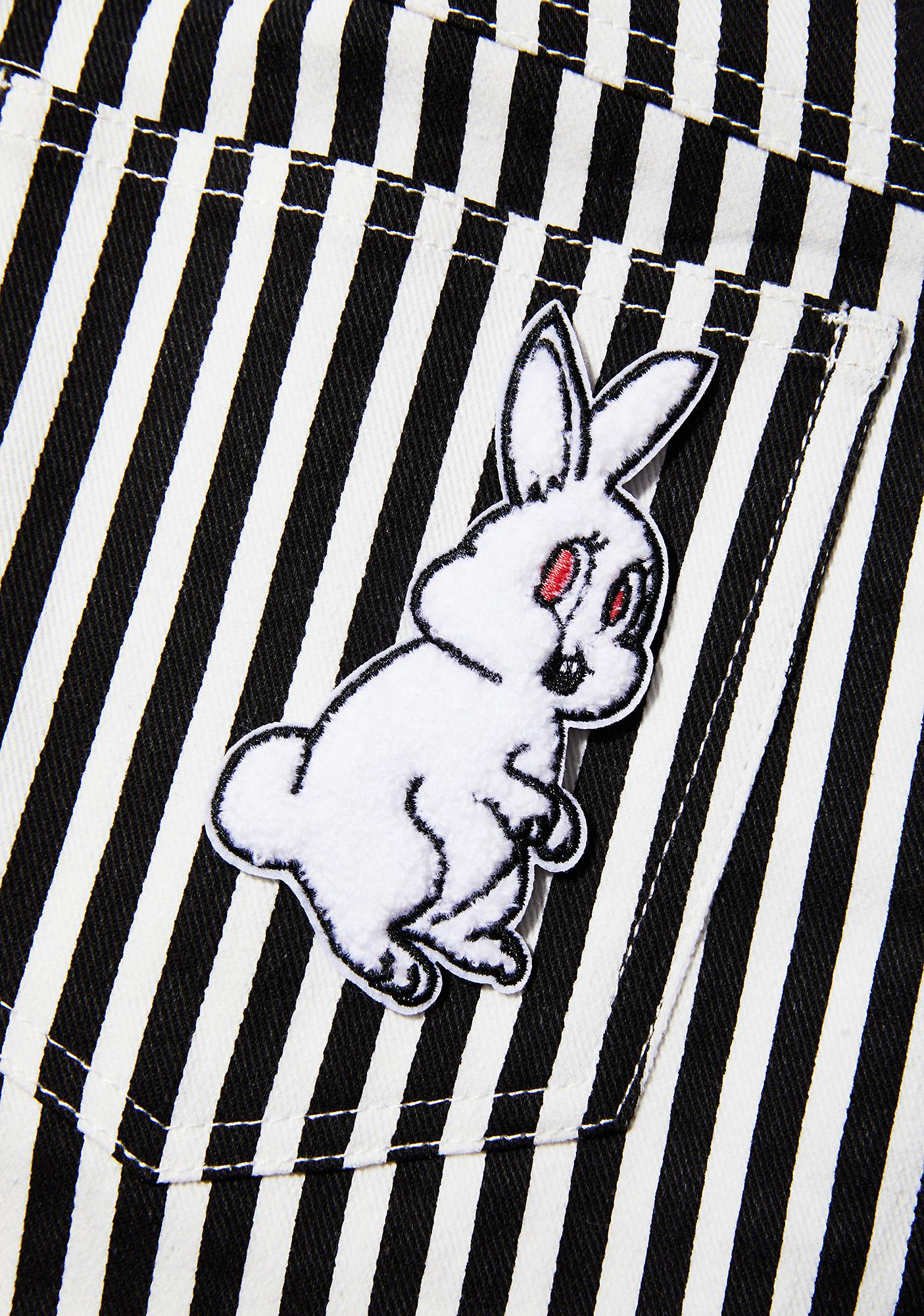 Rosehound Apparel Sneaky Wabbit Patch