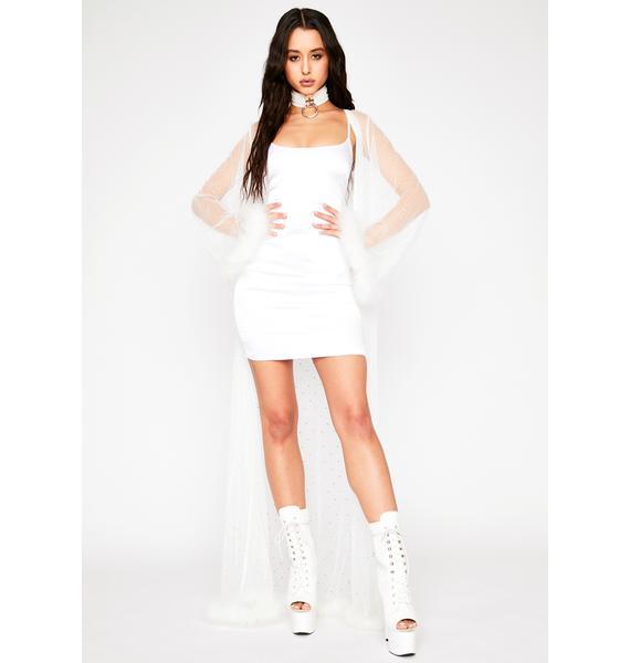 Where To Begin Slip Dress