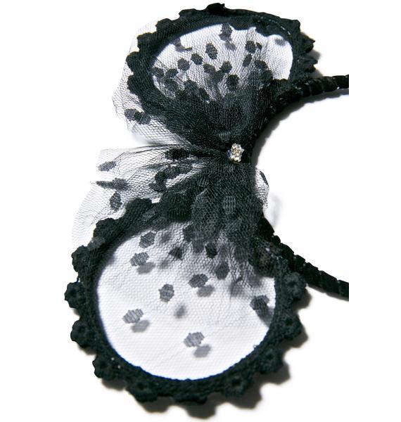 Beary Fancy Headband