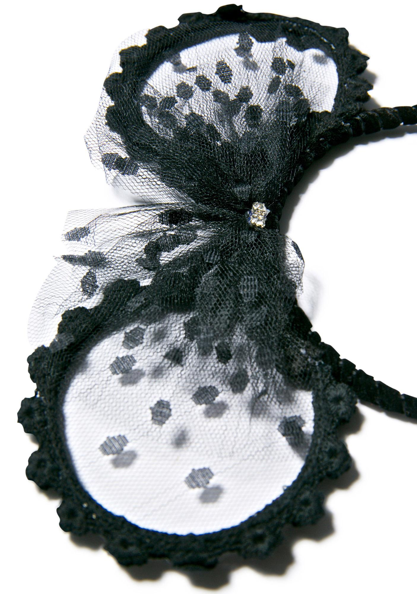 Beary Fancy Headband
