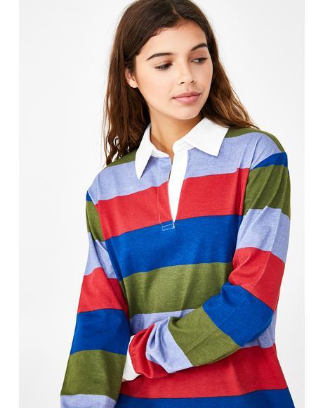 Lounge Hound Shirt Dress
