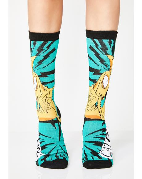 Woof N' Purr Sock Set