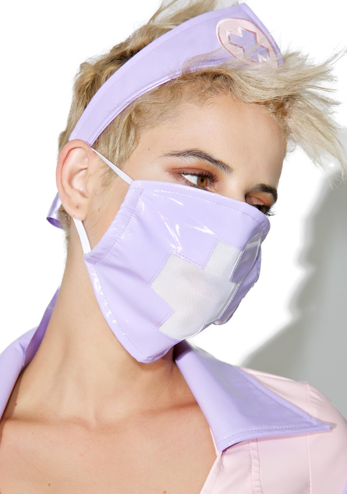 Y.R.U. Lavender Intensive Care Face Mask