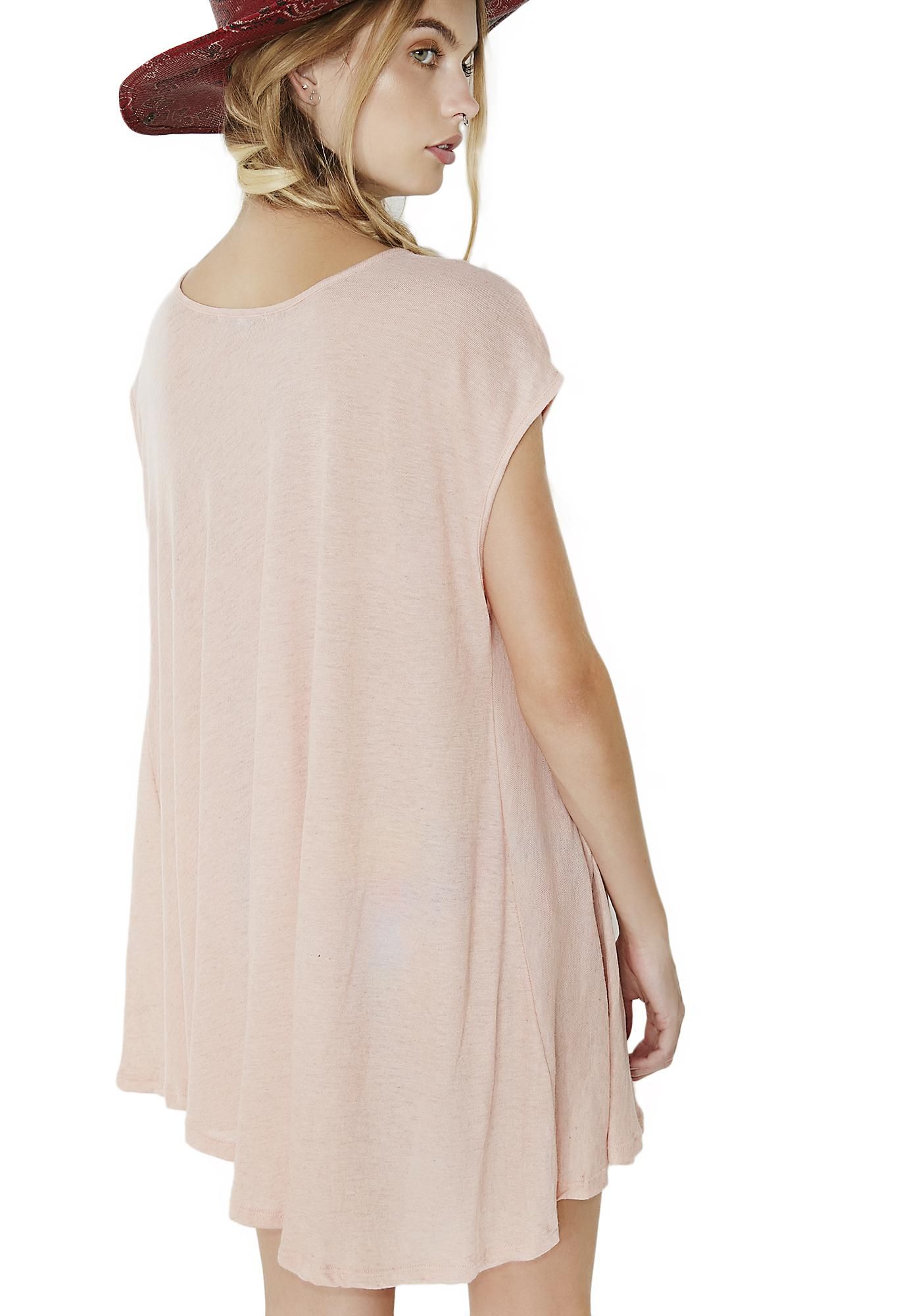 Wildfox Couture Au Naturel Tulum Tunic